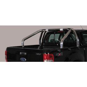 Roll bar Ford Ranger vanaf 2012 - 2 buizen