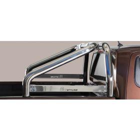 Roll bar Nissan Navara NP 300 2016 - 2 buizen