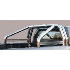 Roll bar Nissan Navara NP 300 2016 - 3 buizen