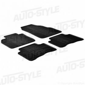 Automatten Rubber VW Golf IV 5 drs 1998-2003