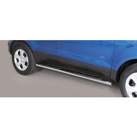 Sidebars Ford Ecosport 2018 - Ovaal