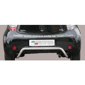 Rearbar Toyota IQ 50mm