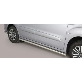 Sidebars Peugeot Partner 2016