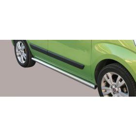 Sidebars Fiat Fiorino 2008 63mm