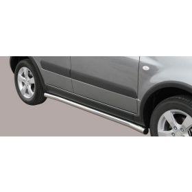 Sidebars Suzuki SX4 2009 63mm
