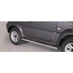 Sidebars Suzuki Jimny 2006 63mm