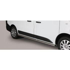 Sidebars Nissan NV 300 SWB 2017 - Rond