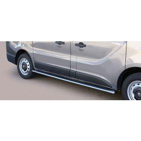 Sidebars Renault Trafic L1 2014 - Ovaal