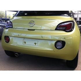 Uitlaatstuk Opel Adam